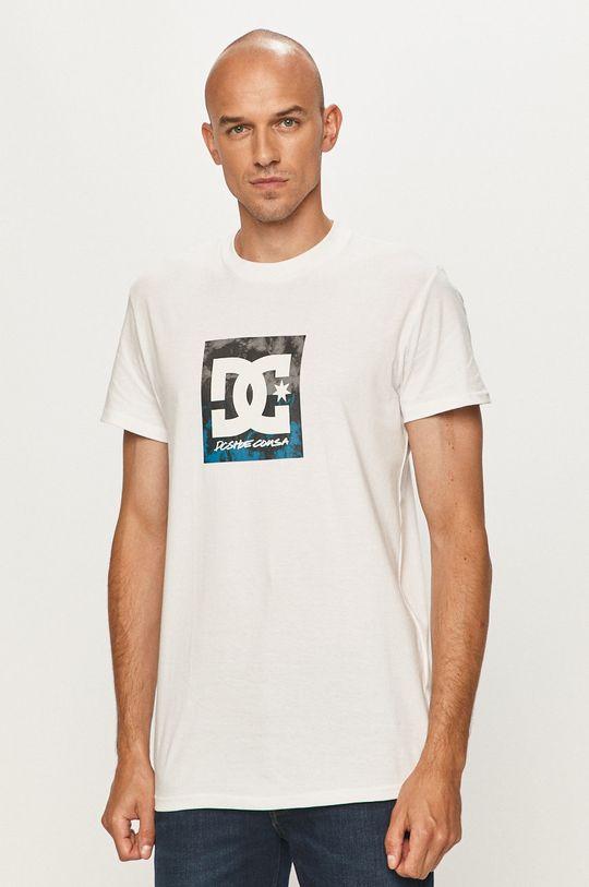 bílá Dc - Tričko Pánský