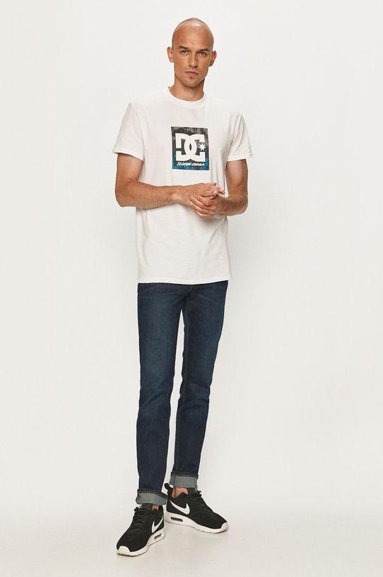 Dc - Tričko bílá