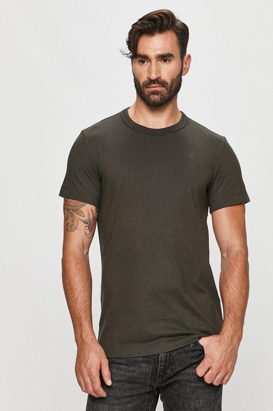 zöld G-Star Raw - T-shirt Férfi