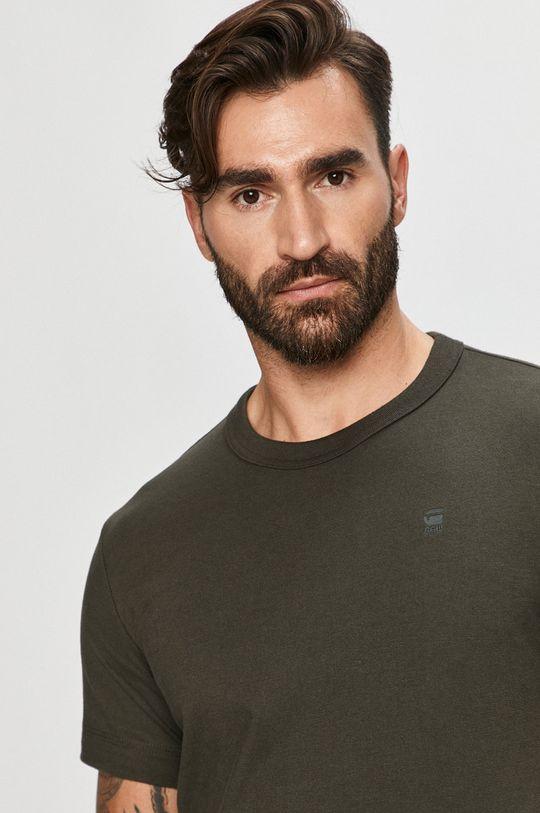 zöld G-Star Raw - T-shirt