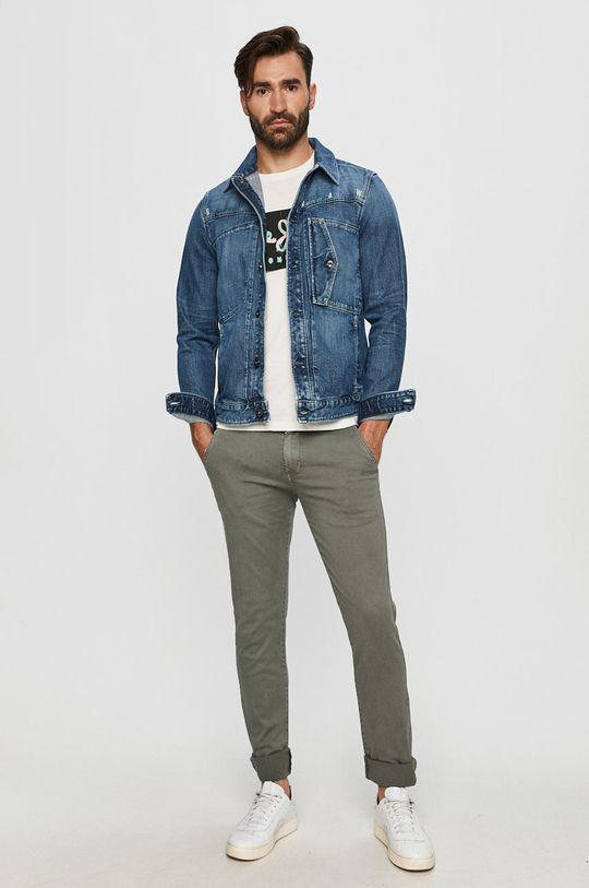 Pepe Jeans - T-shirt Poplar fehér