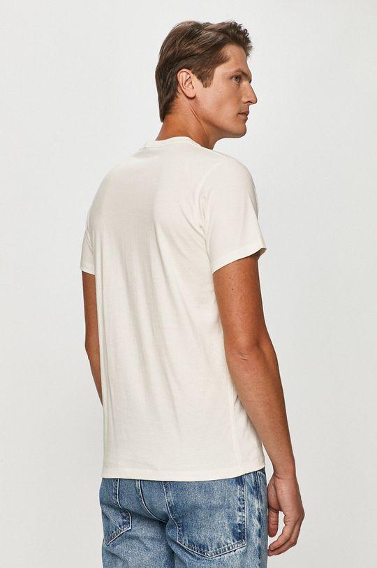 Pepe Jeans - T-shirt Curtis biały