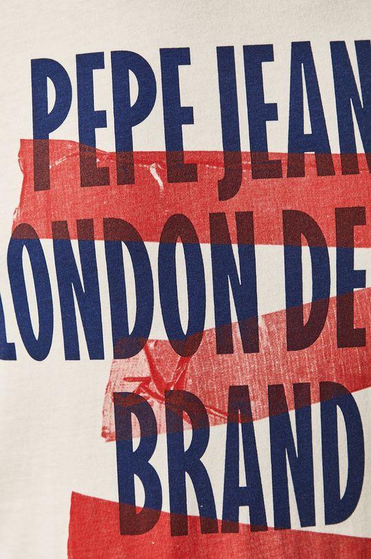 biały Pepe Jeans - T-shirt Curtis