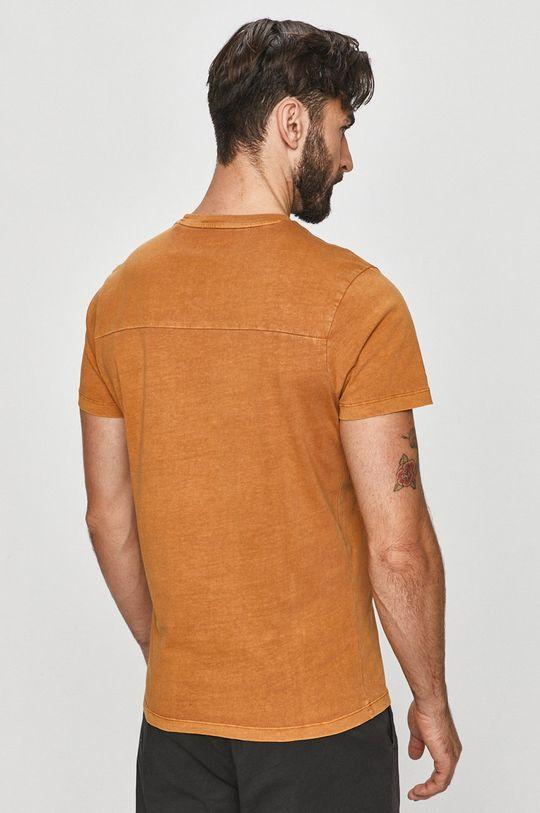Pepe Jeans - Tričko Darragh  100% Bavlna