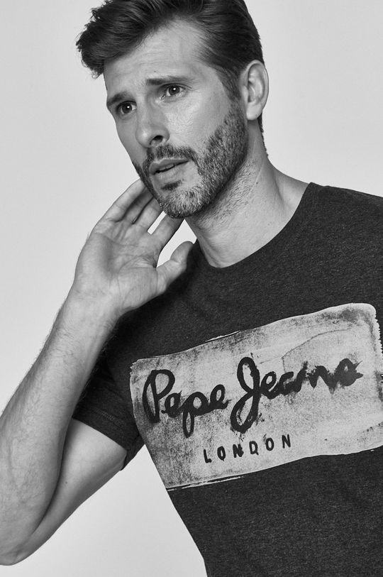 sivá Pepe Jeans - Tričko Charing