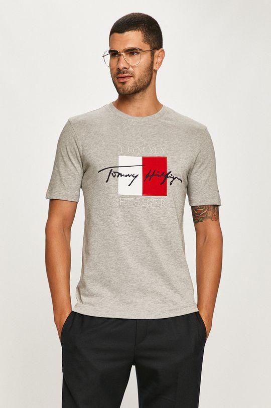 sivá Tommy Hilfiger - Tričko