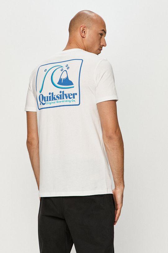 Quiksilver - Tričko  100% Bavlna