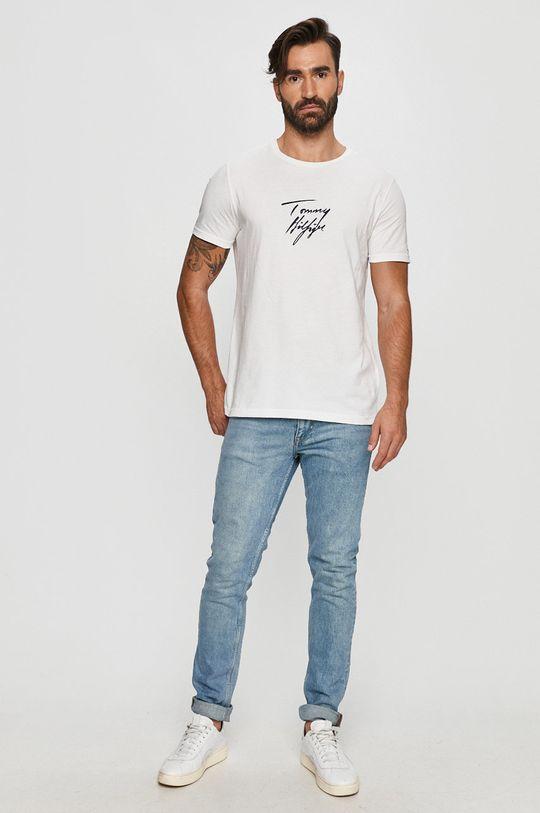 Tommy Hilfiger - T-shirt fehér