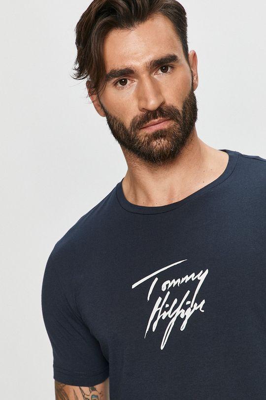 sötétkék Tommy Hilfiger - T-shirt