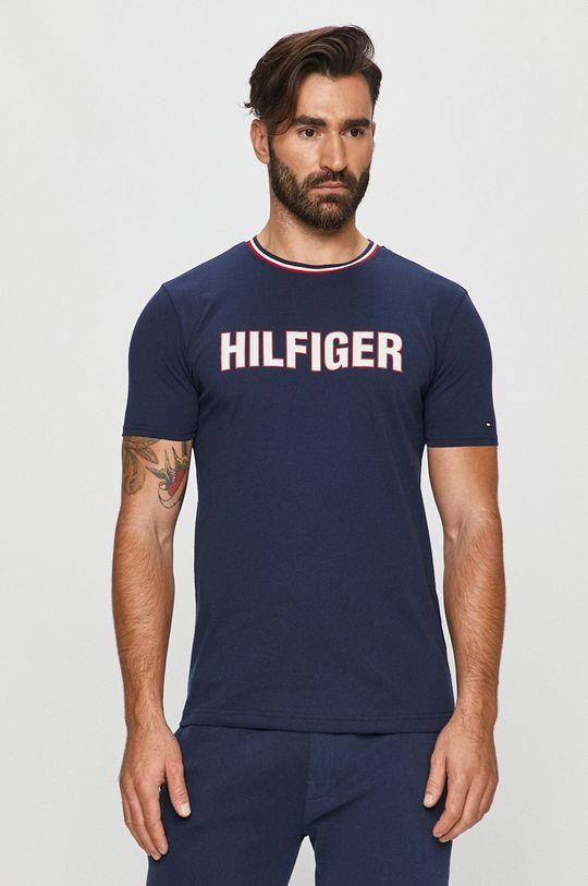 sötétkék Tommy Hilfiger - T-shirt Férfi