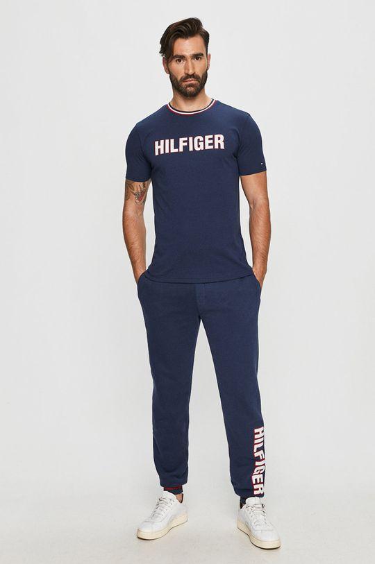 Tommy Hilfiger - T-shirt sötétkék