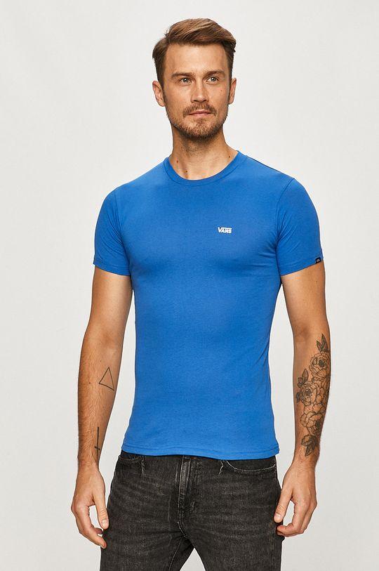 albastru Vans - Tricou De bărbați