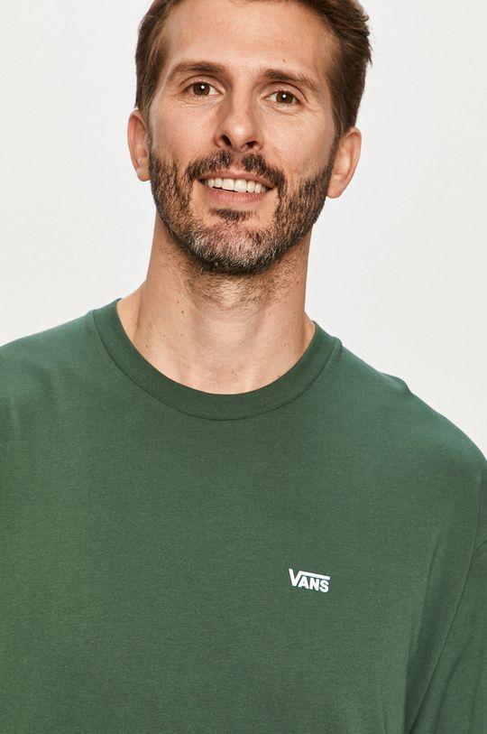 verde inchis Vans - Tricou