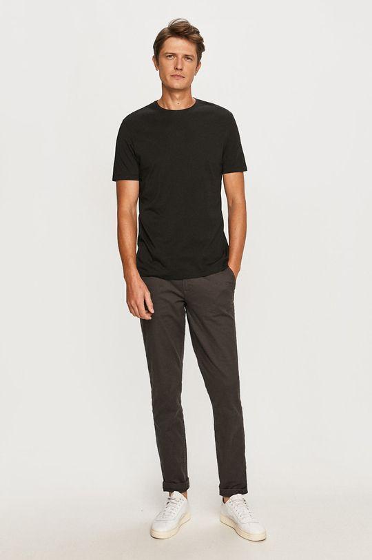 Strellson - Tričko černá
