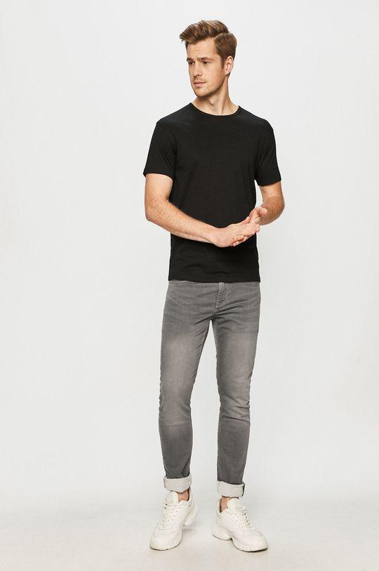 Paul Smith - Tričko (3-pack) černá