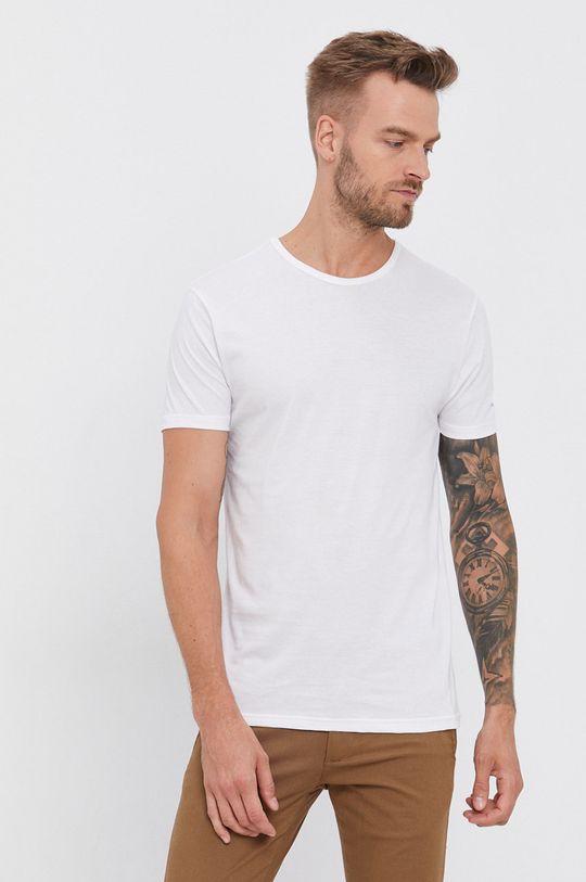 czarny Paul Smith - T-shirt (3-pack) Męski