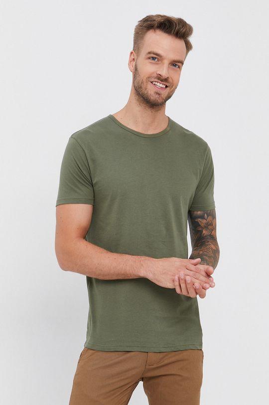 Paul Smith - T-shirt (3-pack) czarny