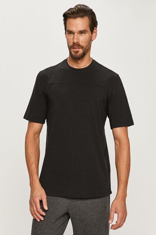 černá adidas Performance - Tričko