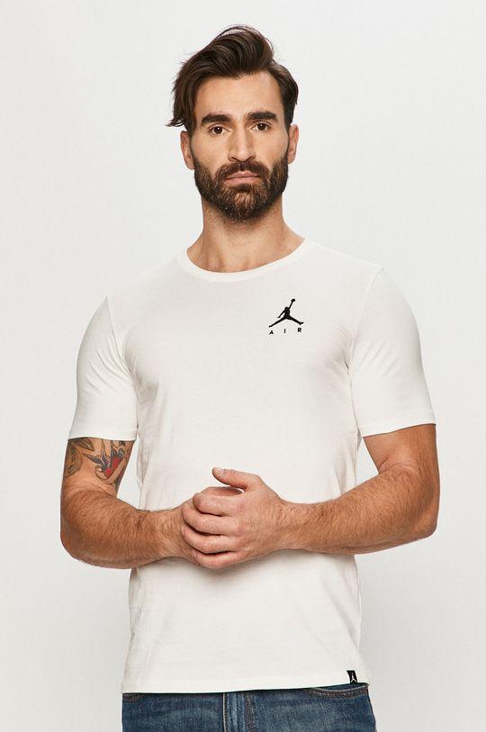 biela Jordan - Tričko Pánsky