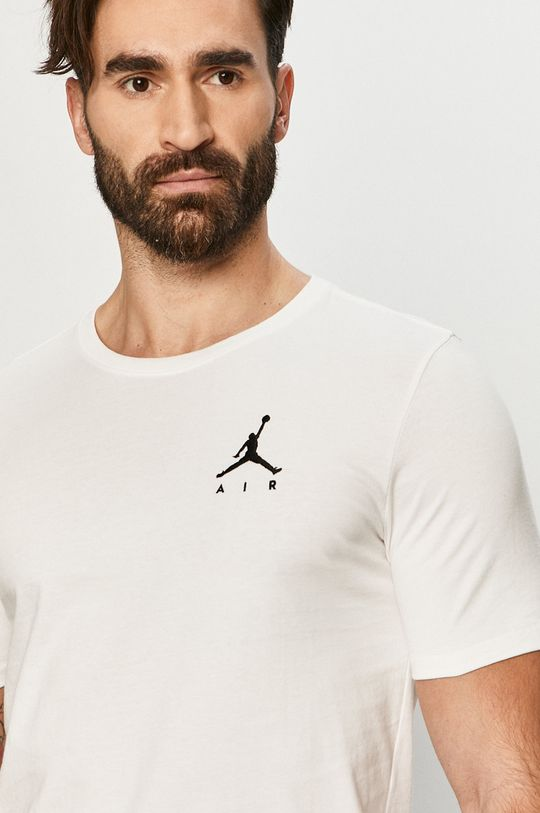 biela Jordan - Tričko