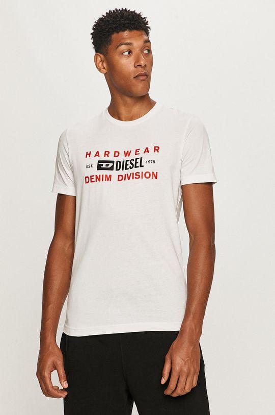 alb Diesel - Tricou De bărbați