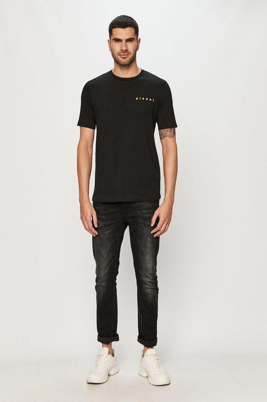 Diesel - Tricou negru