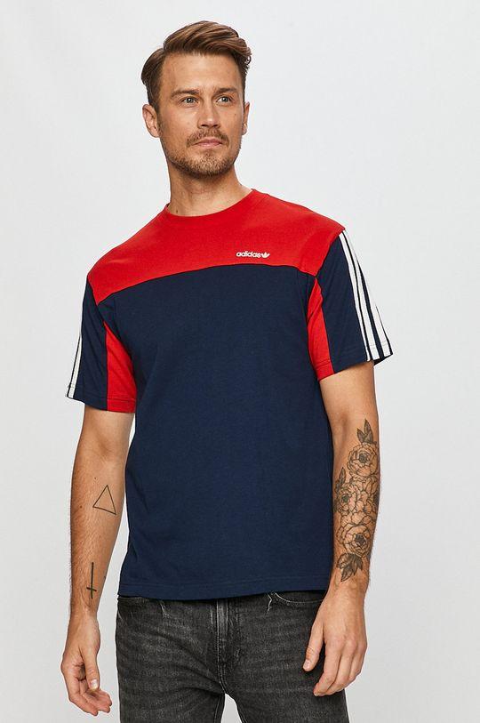 bleumarin adidas Originals - Tricou De bărbați