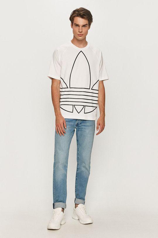 adidas Originals - Tričko biela