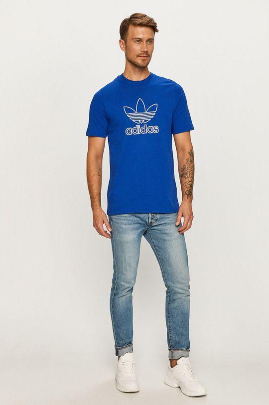 adidas Originals - Tričko modrá