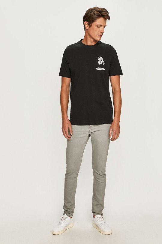 adidas Originals - Tričko x Disney černá