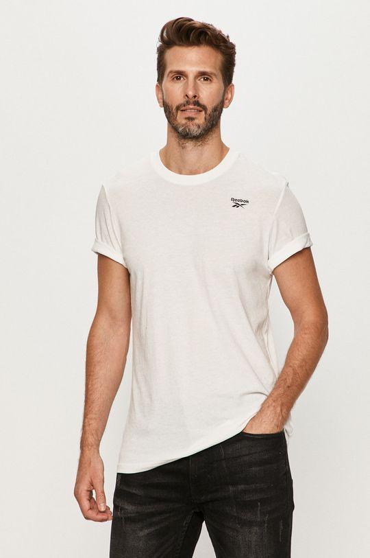 biela Reebok - Tričko