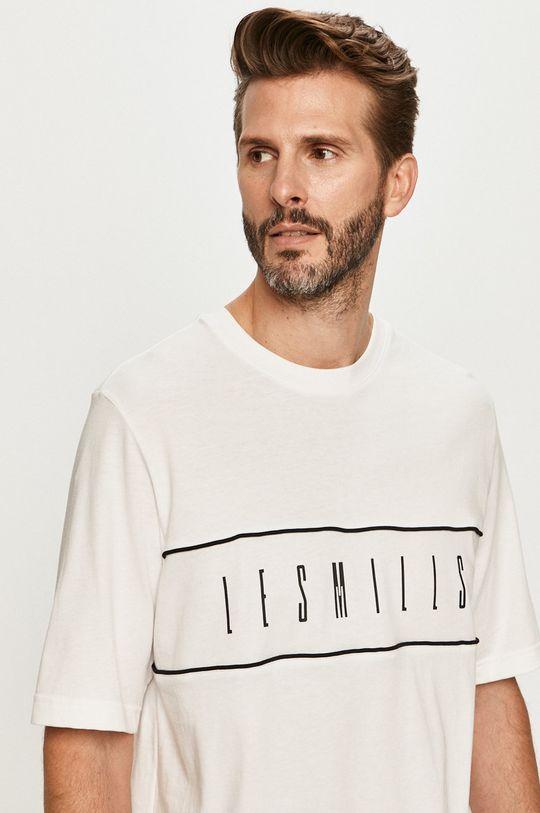 alb Reebok - Tricou De bărbați