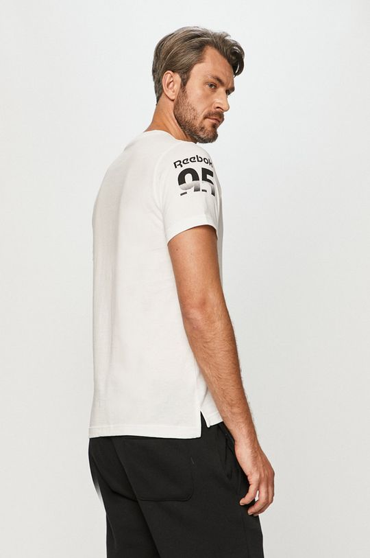 Reebok - T-shirt Materiał zasadniczy: 100 % Bawełna, Wykończenie: 95 % Bawełna, 5 % Elastan