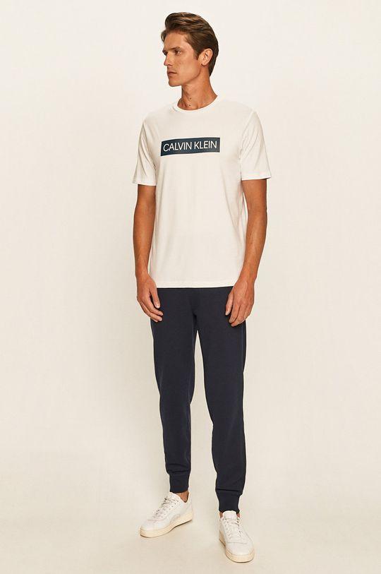 Calvin Klein Performance - T-shirt biały