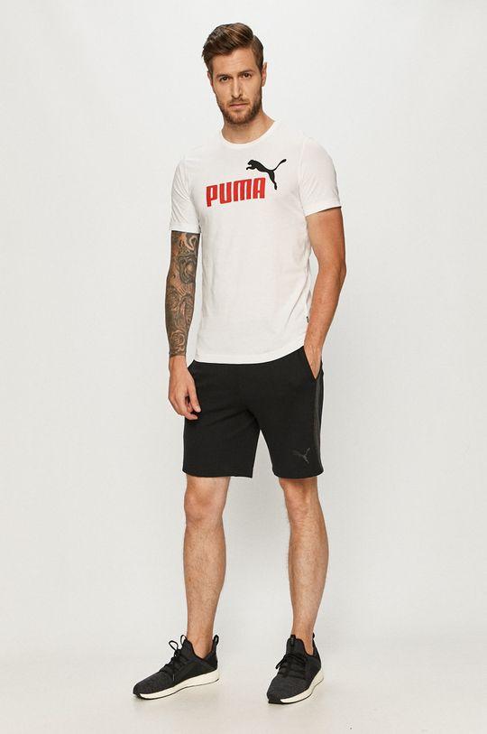 Puma - Tricou alb