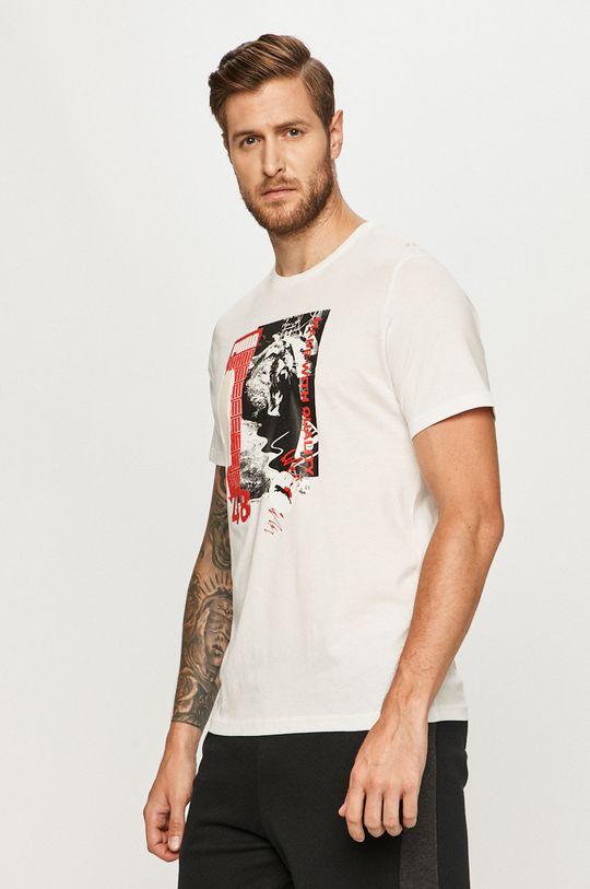 alb Puma - Tricou De bărbați