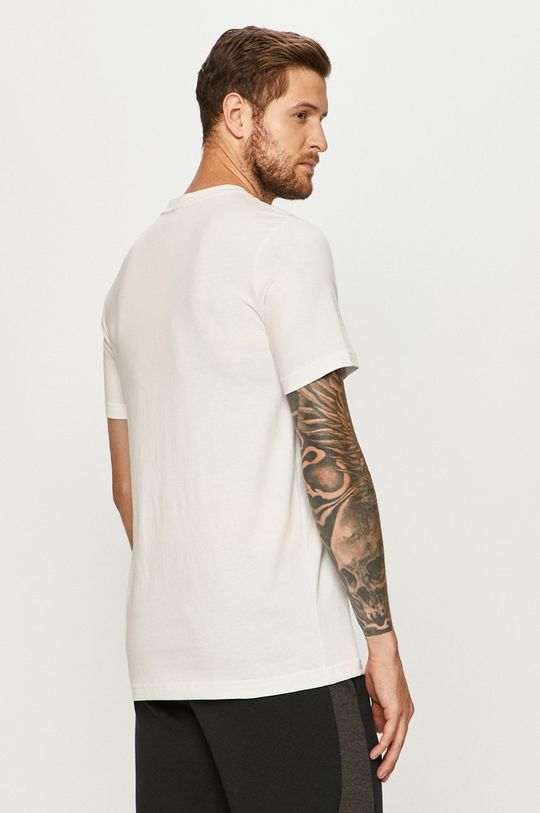 Puma - Tricou  Materialul de baza: 100% Bumbac Banda elastica: 96% Bumbac, 4% Elastan