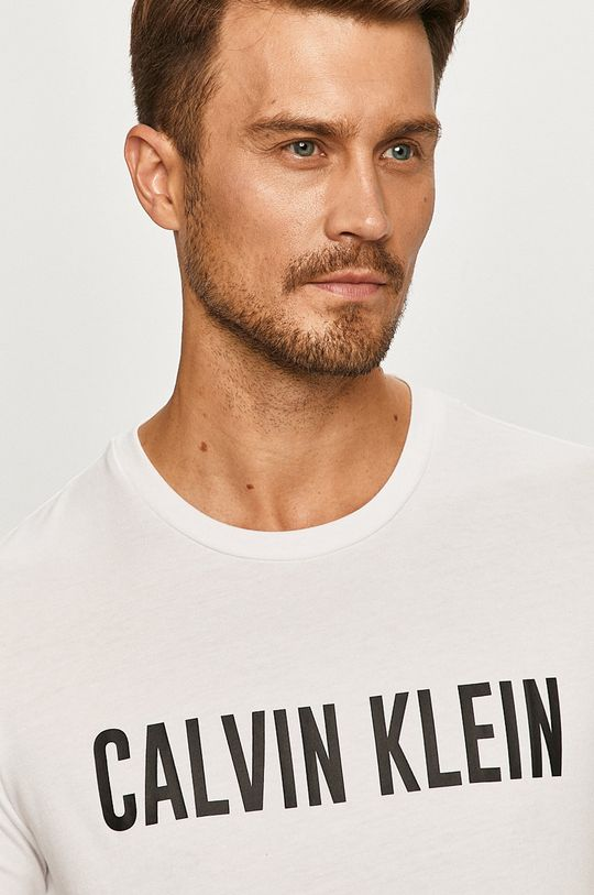 alb Calvin Klein Performance - Tricou