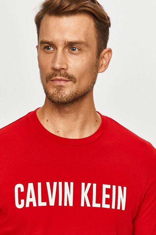 rosu Calvin Klein Performance - Tricou