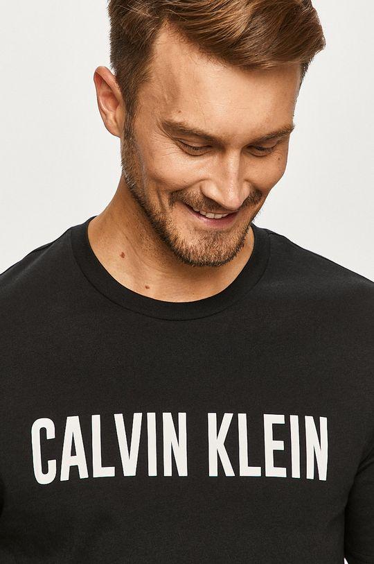 negru Calvin Klein Performance - Tricou