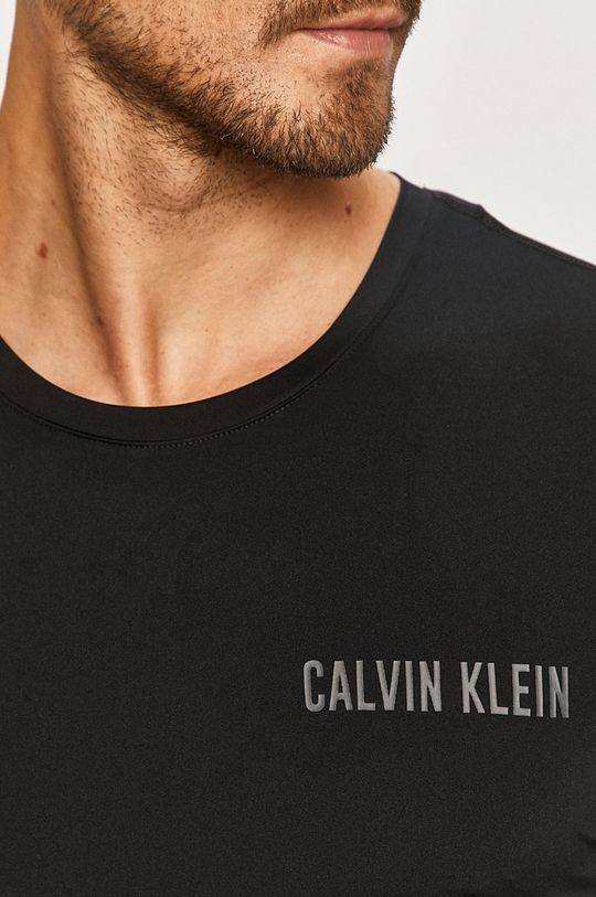 czarny Calvin Klein Performance - T-shirt