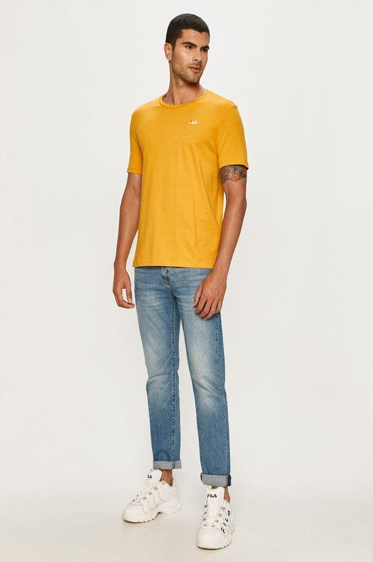 Fila - Tričko žltá