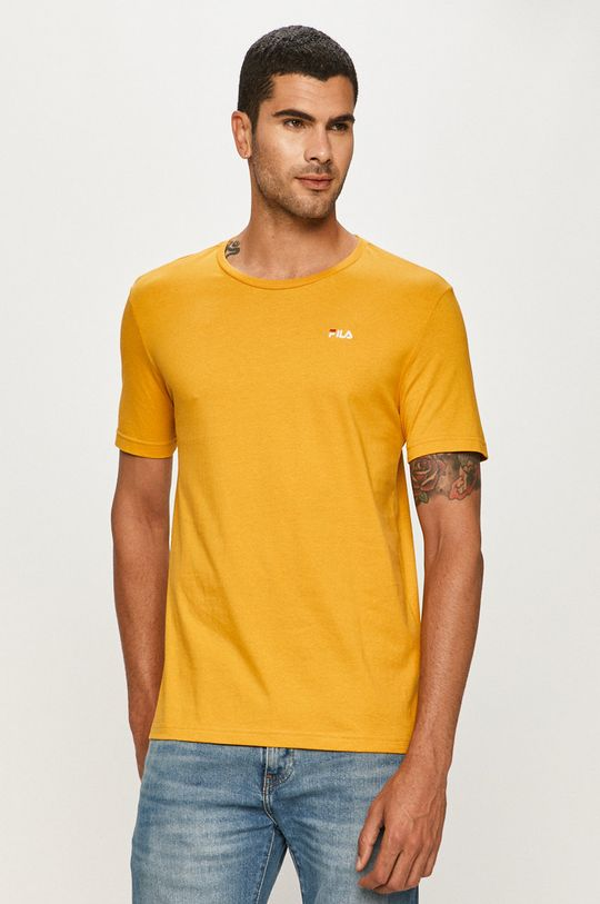 žltá Fila - Tričko