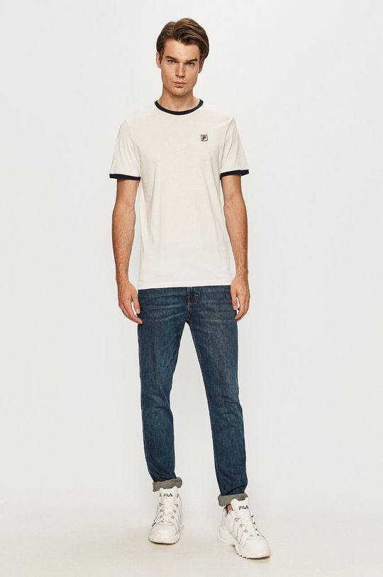 Fila - T-shirt biały