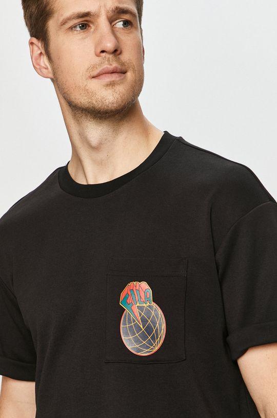 černá Fila - Tričko