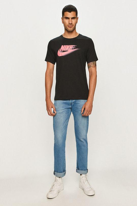 Nike Sportswear - Tricou negru