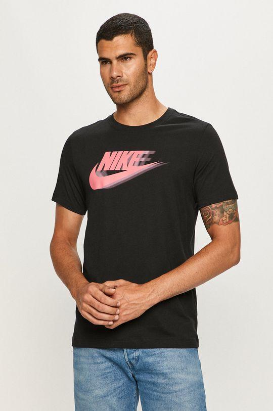 negru Nike Sportswear - Tricou