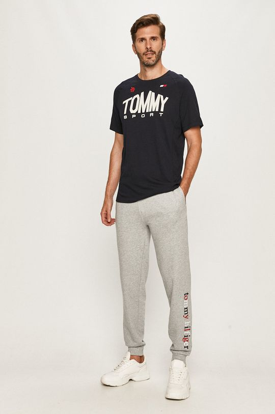 Tommy Sport - Tričko tmavomodrá