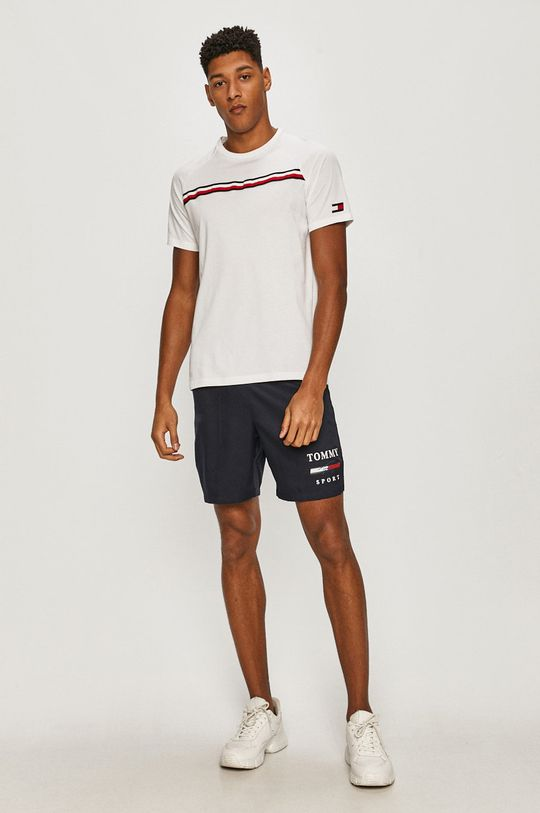 Tommy Sport - Tričko bílá