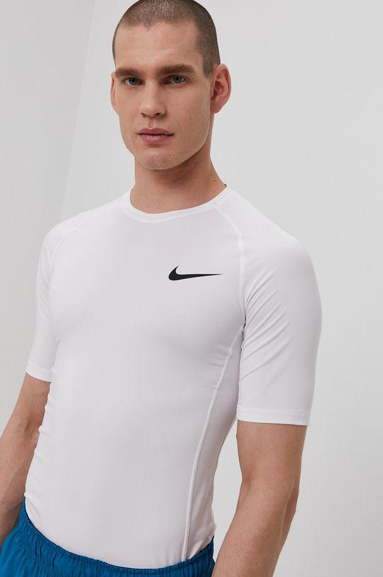 biela Nike - Tričko Pánsky